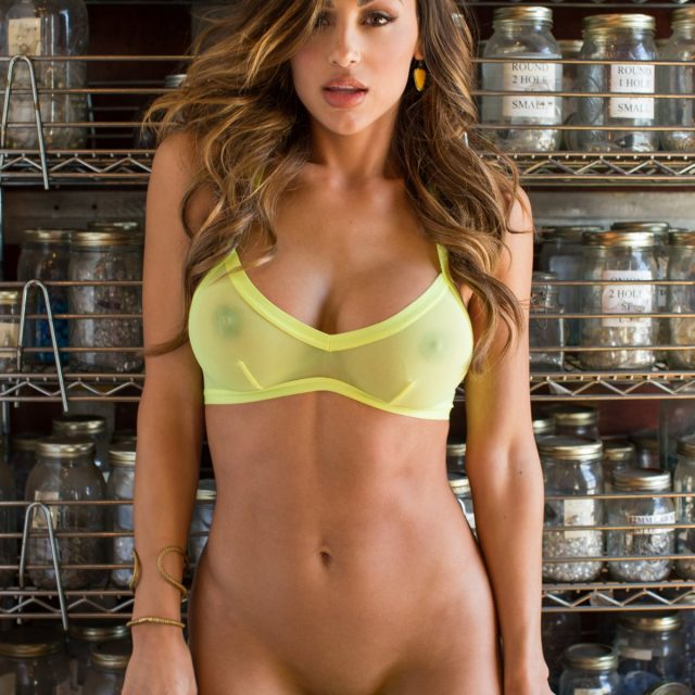 Ana Cheri In Passion Play Playboy Model Photos