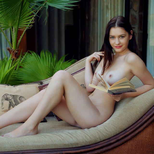 Kacy Lane Nude In Story Time MetArt Model Photos